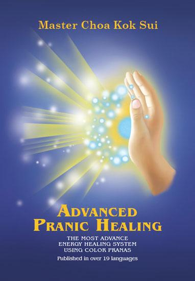 advanced pranic healing book