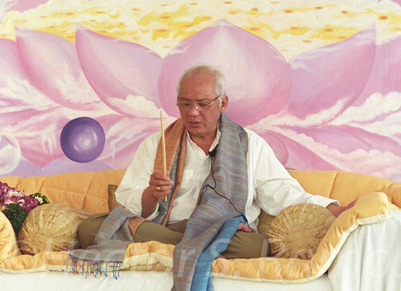 Mahasamadhi