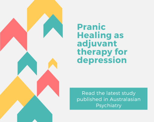 Pranic Healing Therapy for depression