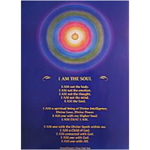 I am the Soul Poster