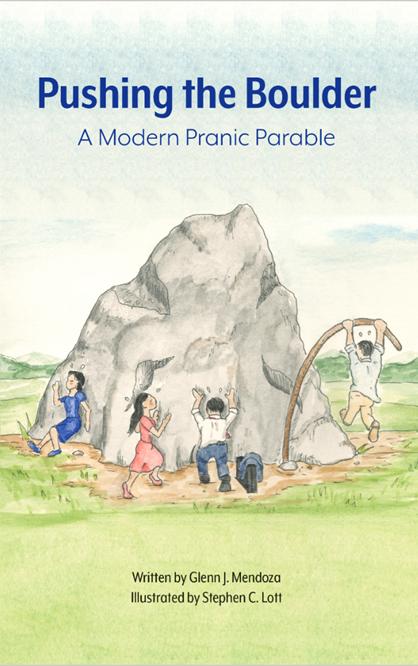 Pushing the Boulder: A Modern Pranic Parable