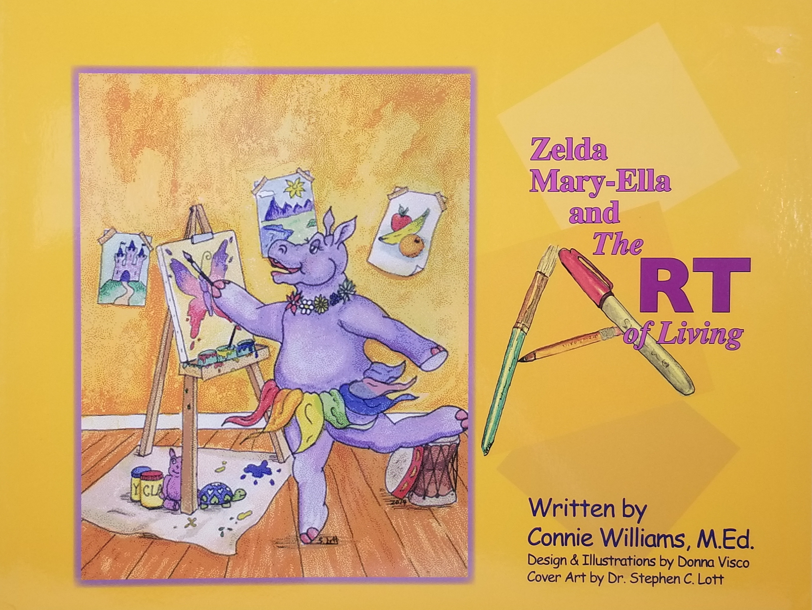 Zelda Mary-Ella and The Art of Living