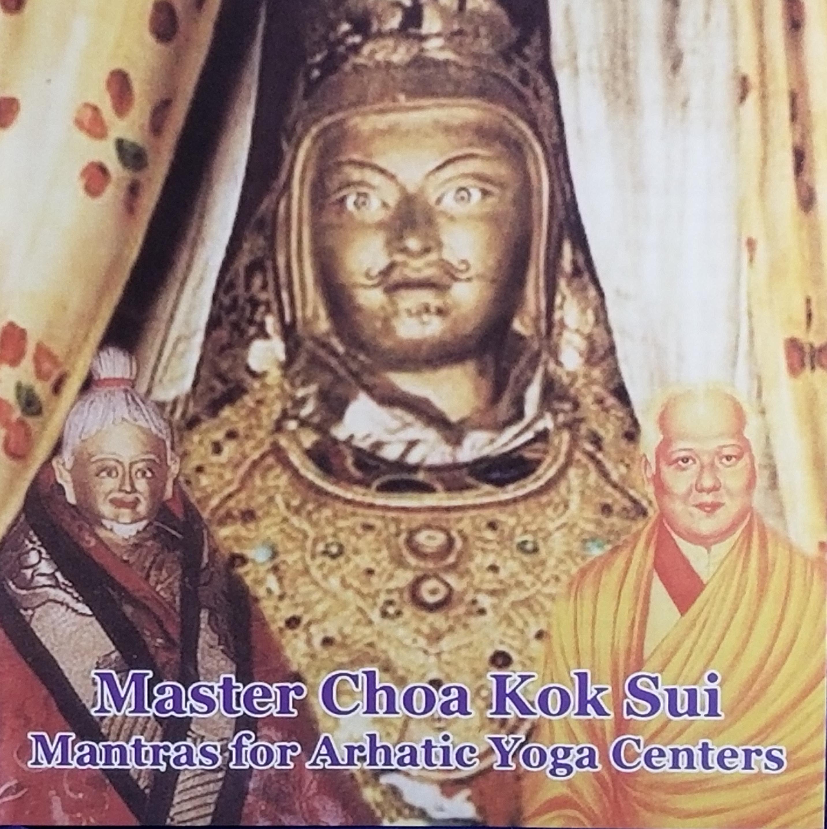 Arhatic Yoga Mantras