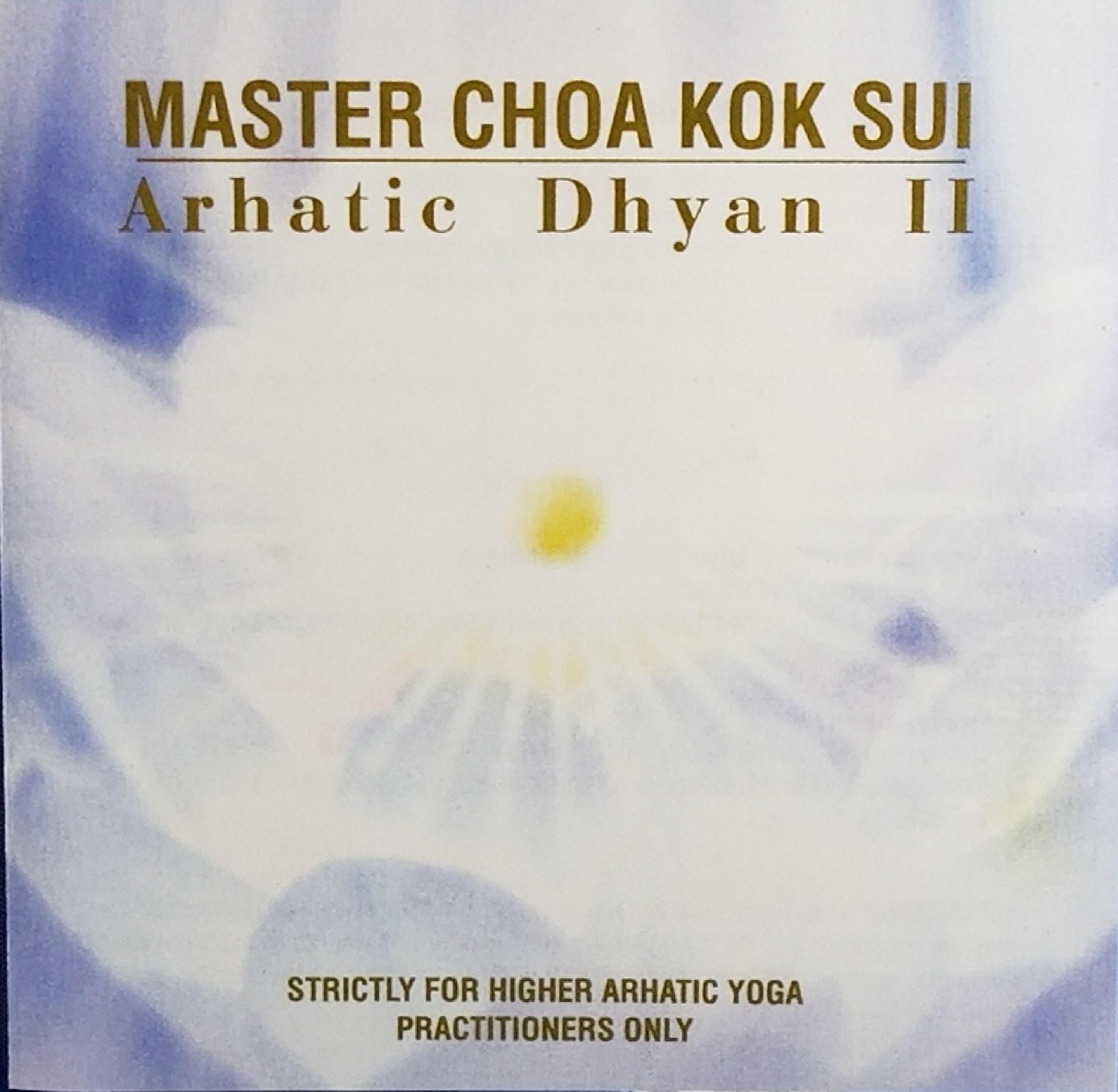 Arhatic Dhyan II