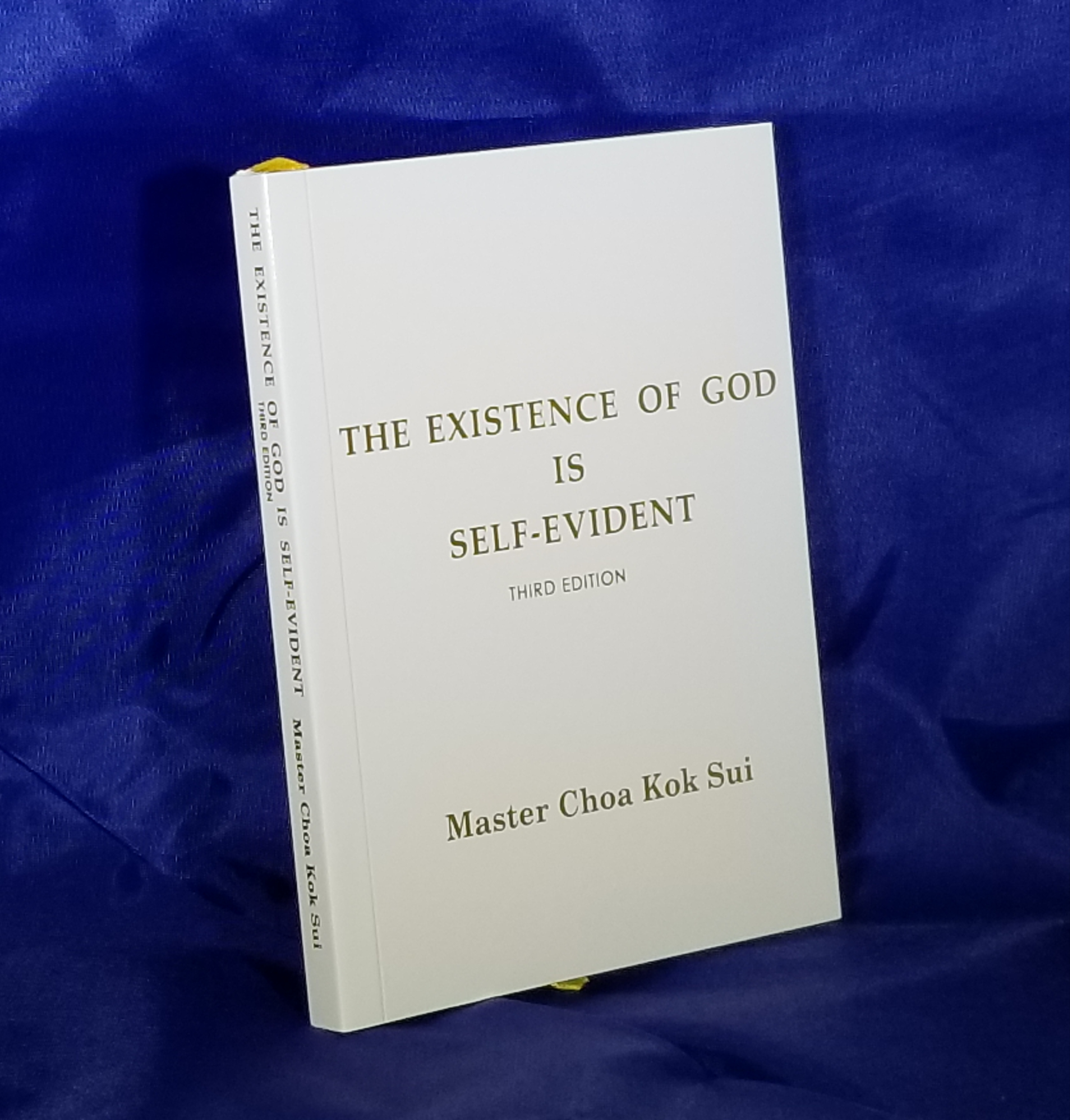 Existance of God is Self-Evident