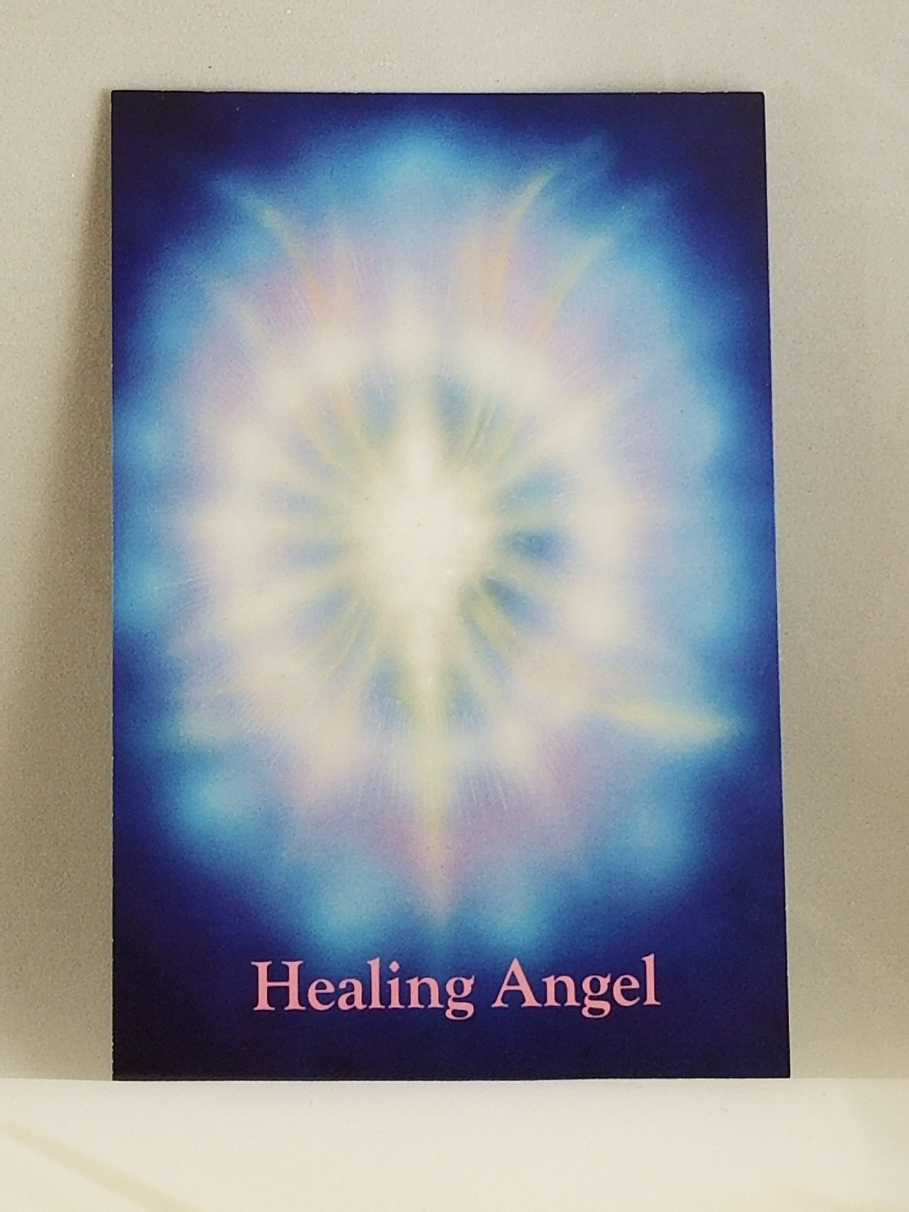 Healing Angel Card (4″ x 6″)