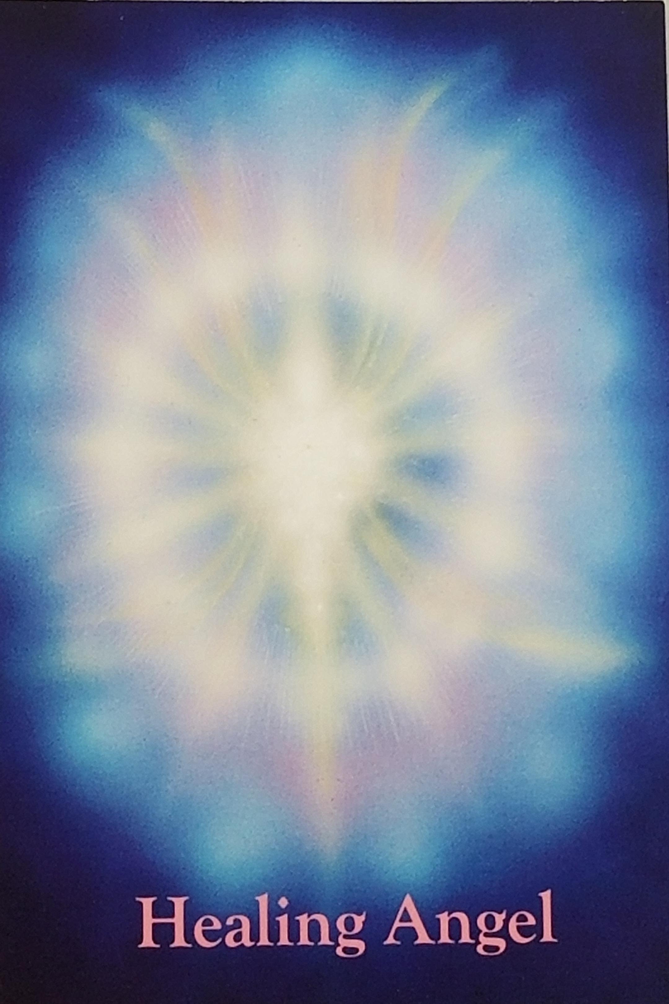 "Healing Angel Poster (18"" x 24"")"