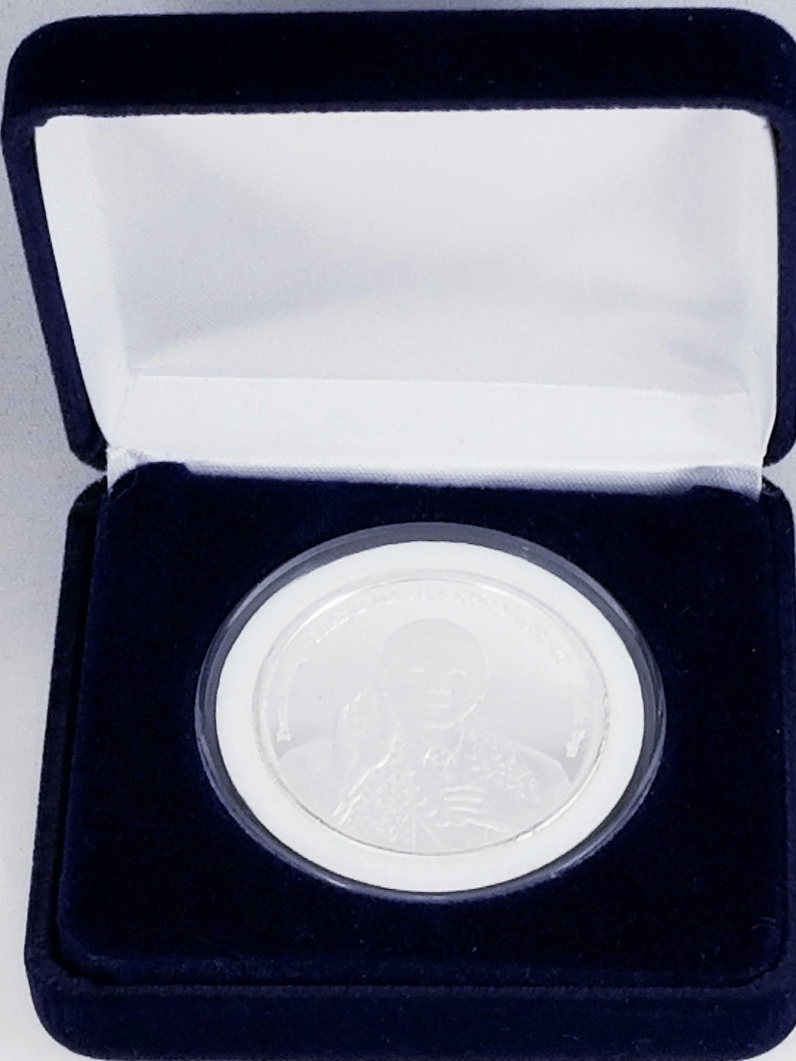 MCKS Silver Coin