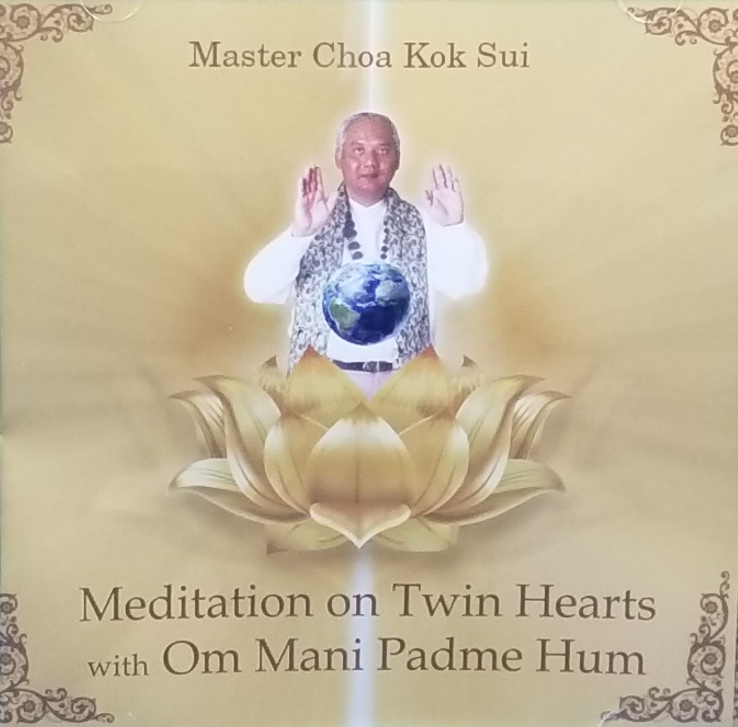 Meditation on Twin Hearts with Om Mani Padme Hum