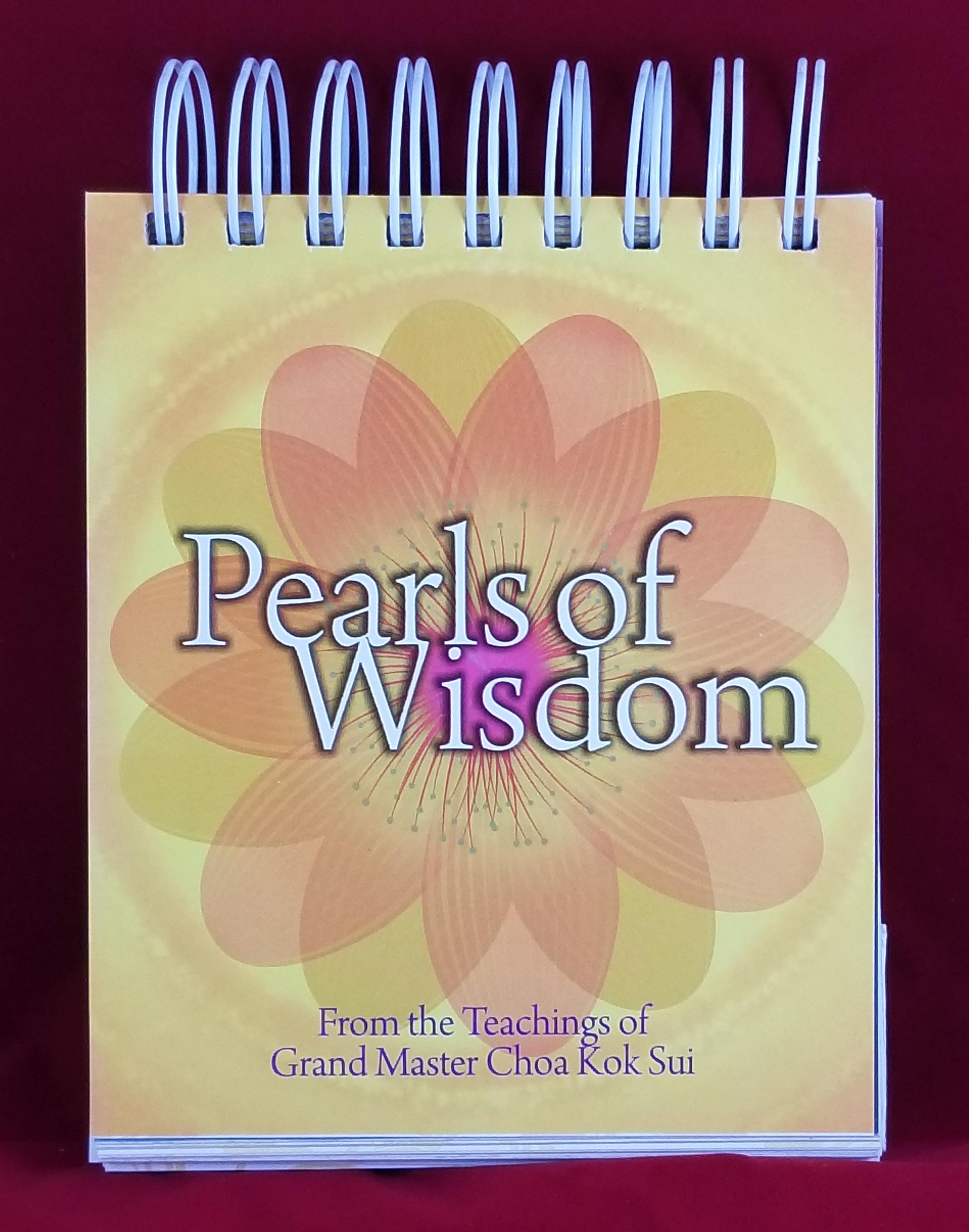 Pearls of Wisdom Calendar