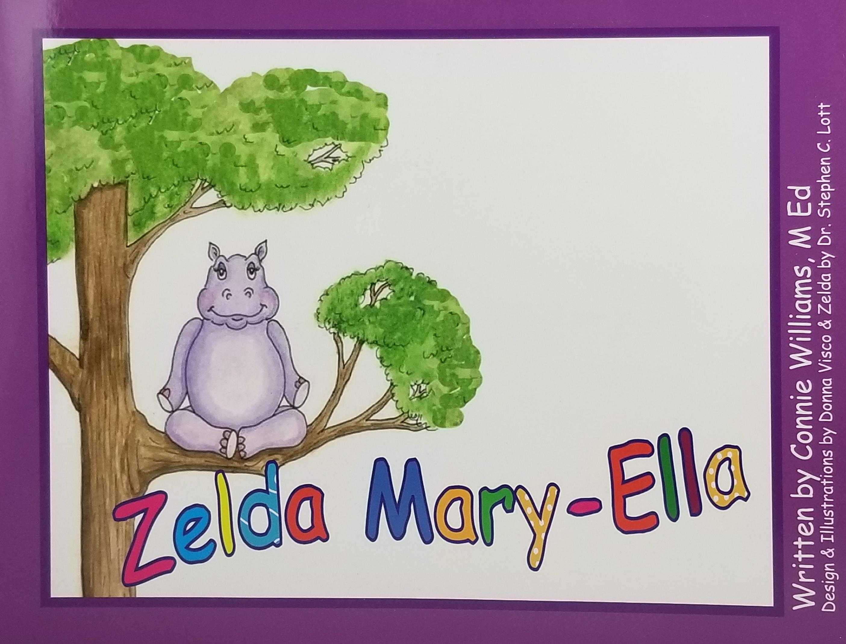 Zelda Mary-Ella